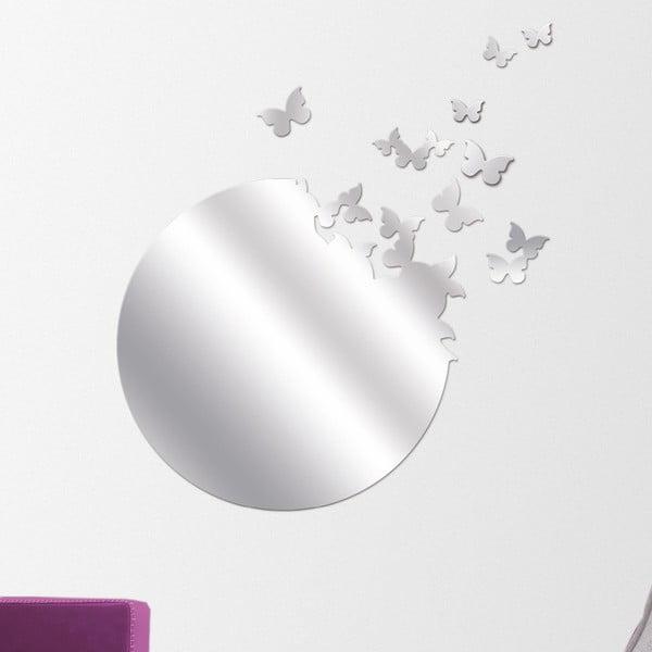 Zrcadlová samolepka Butterfly Rise