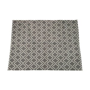 Šedý koberec Maiko Geometric,120x150cm