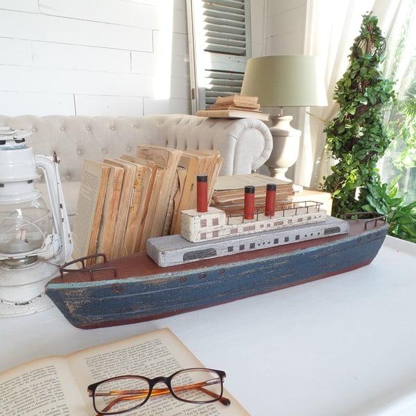 Dekorace Vintage Ship