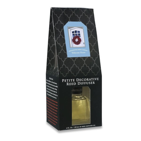 Difuzér s vôňou škorice, slivky a jablka Bridgewater Candle, 120 ml