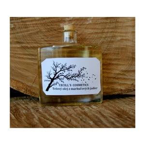 Tělový olej z meruňkových jader, 200 ml, višně