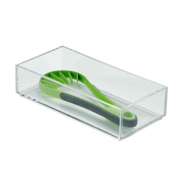 Kuchyňský organizér InterDesign Clarity, 20x10cm