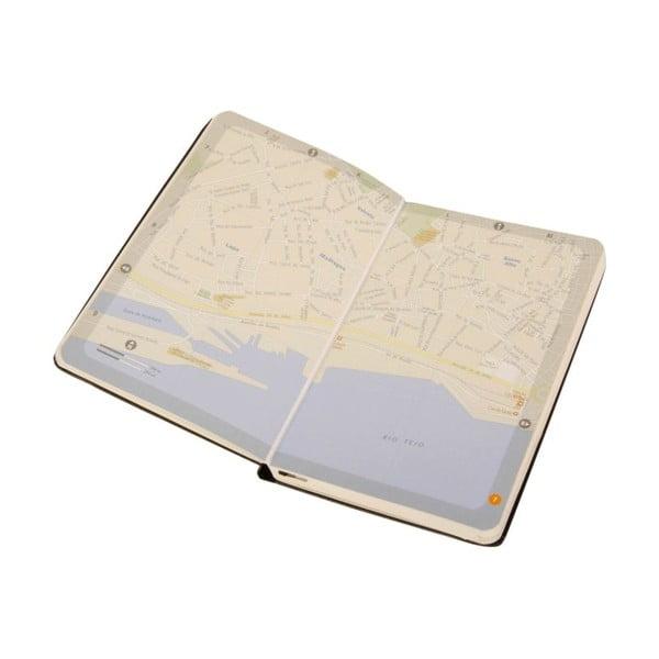 Zápisník City Lisabon