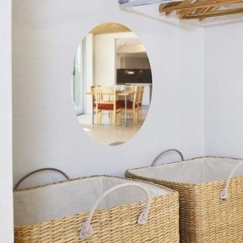 Autocolant oglindă Ambiance Oval 42 x 27 cm