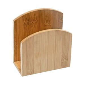 Bambusový stojan na ubrousky Brava