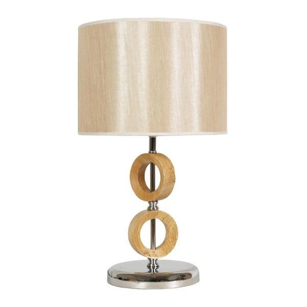 Stolní lampa Anello Cream