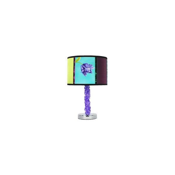 Stolní lampa Violet Tulip