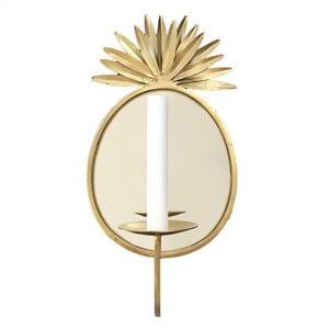 Zrcadlo se stojánkem na svíčku Bombay Duck Pineapple Mirror