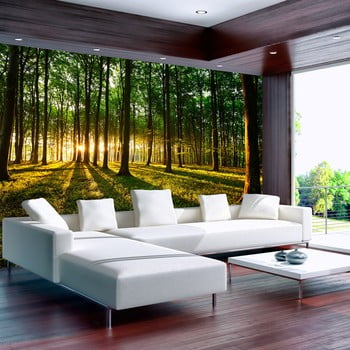 Tapet Format Mare Artgeist Morning, 400 X 280 Cm