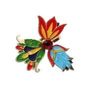 Prsten od Petry Toth Kvítka, barevný