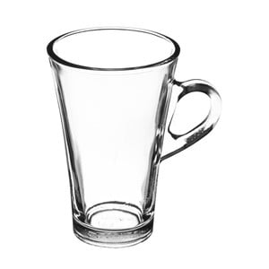 Cană de sticlă Essentials Glass, 300 ml