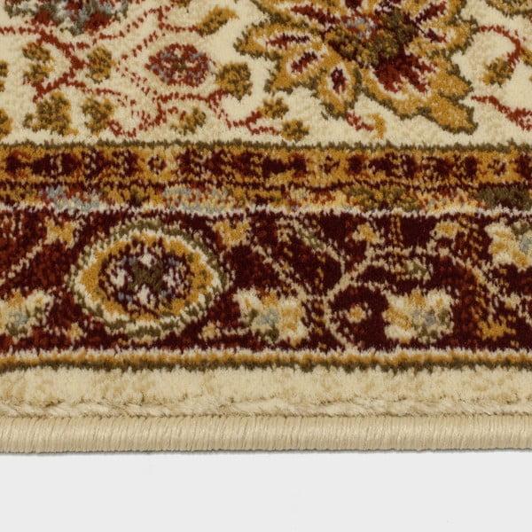 Béžový koberec Universal Khalil Beige, 67x250cm