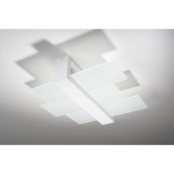 Bílé stropní světlo Nice Lamps Leda