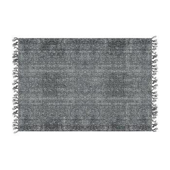 Covor PT LIVING Washed Cotton, 140 x 200 cm, gri-negru de la PT LIVING