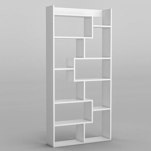Biała biblioteczka Kuttap White