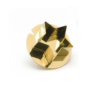 Formă - inel pentru fursecuri e-my Cik, auriu