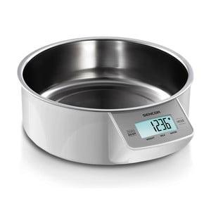 Kuchyňská váha Sencor 4030, bílá