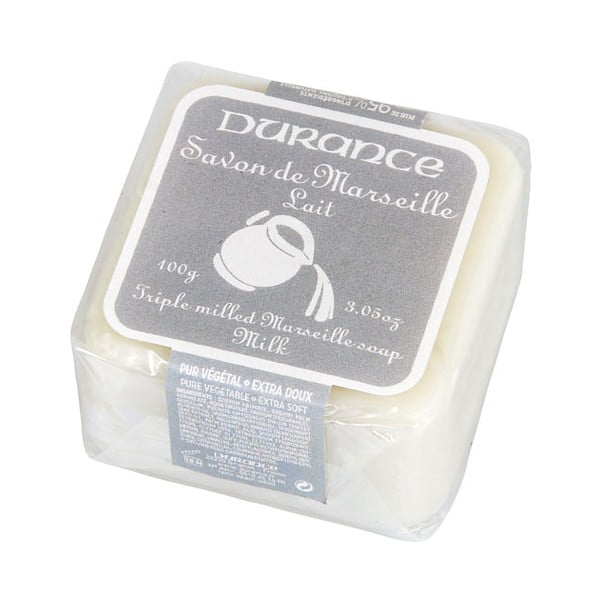 Mýdlo Marseille, mléko, 100 g