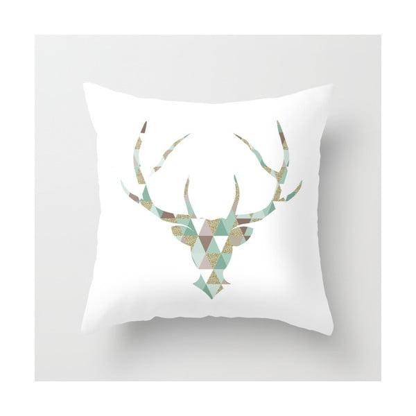 Povlak na polštář Triangl Deer, 45x45 cm
