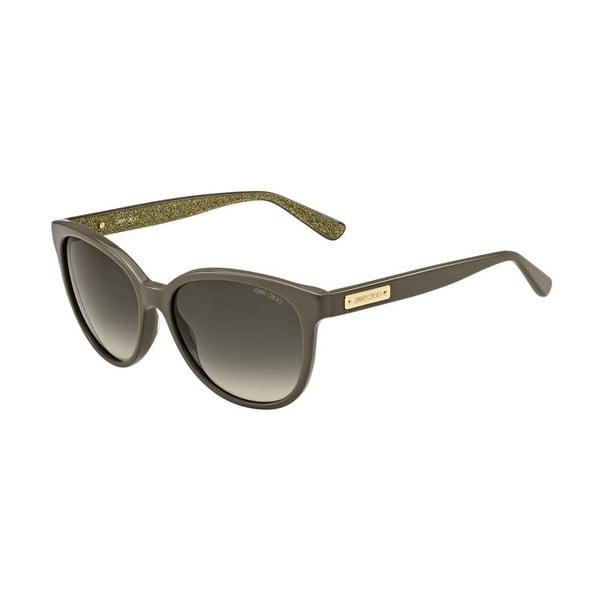 Sluneční brýle Jimmy Choo Lucia Grey Glitter/Brown