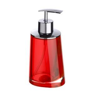 Červený dávkovač na mýdlo Wenko Paradise Red