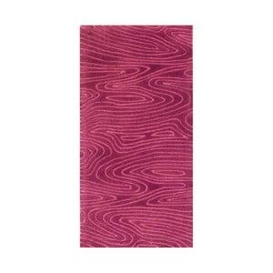 Koberec Zen Lila, 70x140 cm