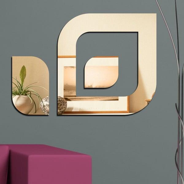 Dekorativní zrcadlo Abstrakt