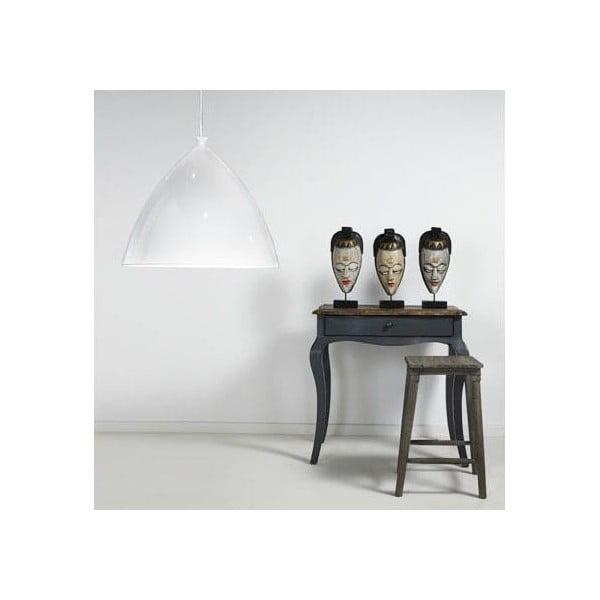 Závěsné svítidlo Nordlux Slope 35 cm, bílé