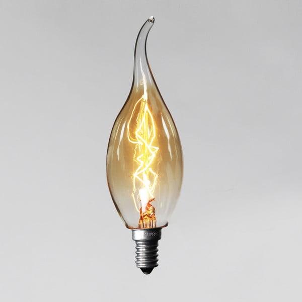 Žárovka Edison 7, CA35 E14 40W