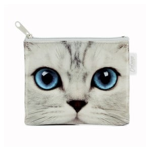 Portmoneu Silver Kitty
