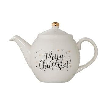 Ceainic din gresie ceramică Bloomingville Noel, 1,2 l imagine