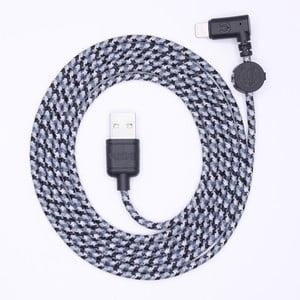 Cablu pentru încărcare Lightning pro iPhone 5 a iPhone 6 Concrete, 1,8 m