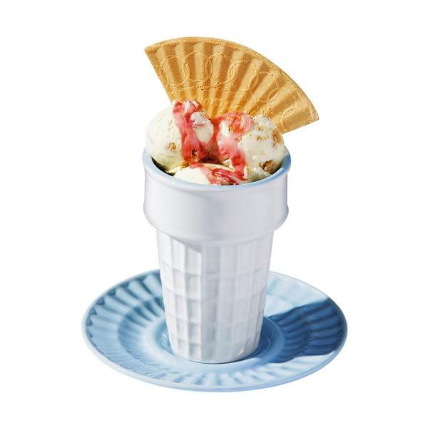 Keramická sada pro servírování pohárů Premier Housewares Sundae Dish