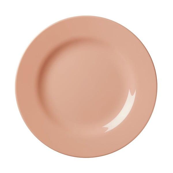 Dezertní talíř Pastel Coral