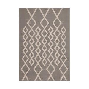 Taupe koberec Kayoom Sentosa Ruwe,80x150cm