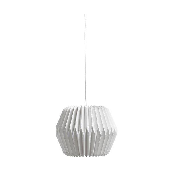 Závěsné svítidlo Nordal Plissé, výška33cm