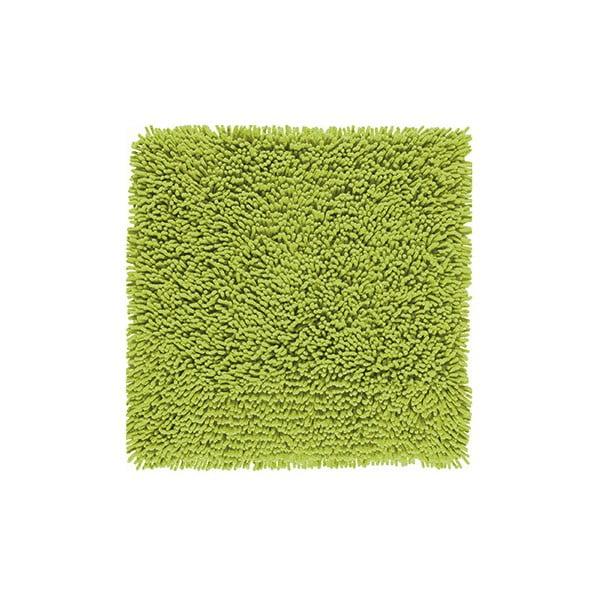Koupelnová předložka Nevada 60x60 cm, zelená