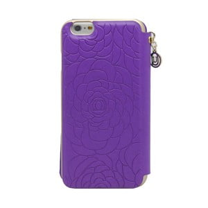 Obal na iPhone6 Camelia Shell Purple