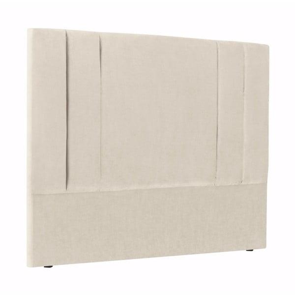 Tăblie pat Kooko Home Kasso, 120 x 160 cm, bej