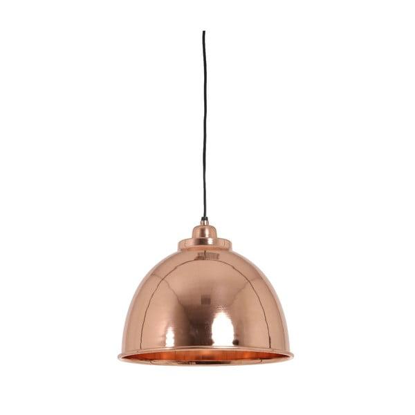 Závěsné světlo Kylie Rose Gold, 30 cm