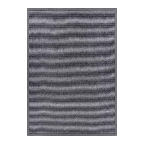 Covor reversibil Narma Kursi Grey, 100 x 160 cm, gri