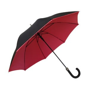 Červenočerný deštník Susino Noir Rouge