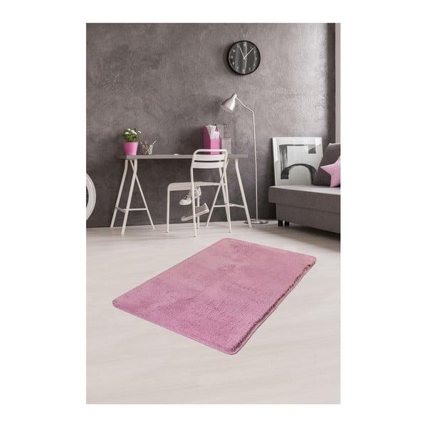 Světle fialový koberec Milano, 120x70cm