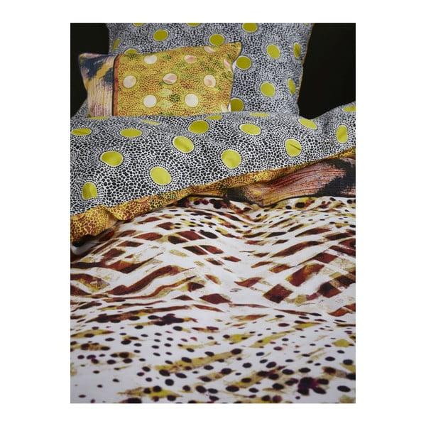 Povlečení Essenza Kenya, 200x200 cm, žluté
