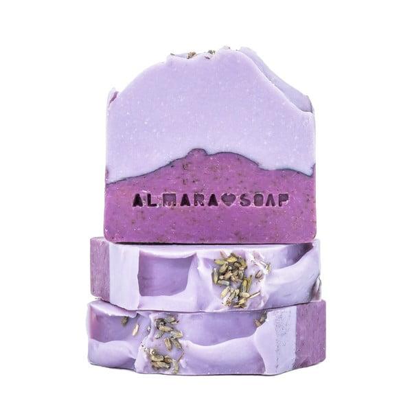 Ručne vyrábané mydlo Almara Soap Lavender Fields