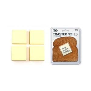 Poznámový bloček Toast