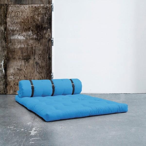 Canapea extensibilă Karup Buckle Up Horizon Blue
