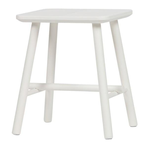 Biela stolička vtwonen Butt