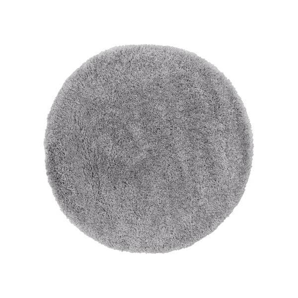 Světle šedý koberec Flair Rugs Sparks, ⌀ 133 cm