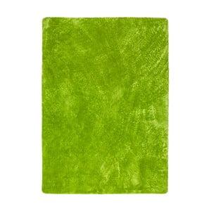 Zelený koberec Universal Sensity Green,  70x135cm
